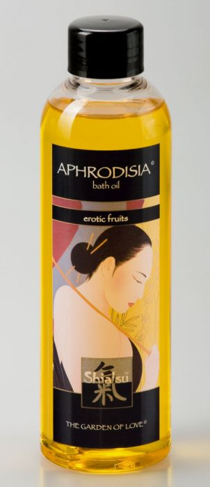 Shiatsu - Bath Oil Erotic Fruits 200ml