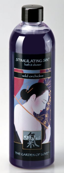Shiatsu - Bath Sensation Orchidee 400ml