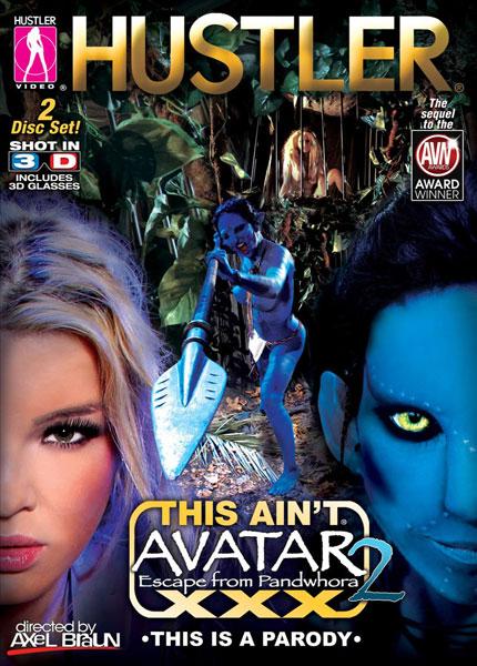 This Ain't Avatar XXX2 - 3D