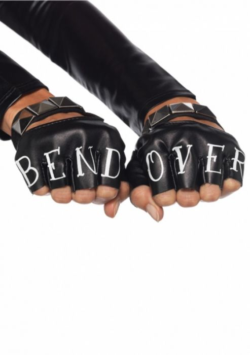 Leg Avenue - Bend Over Fingerless Gloves