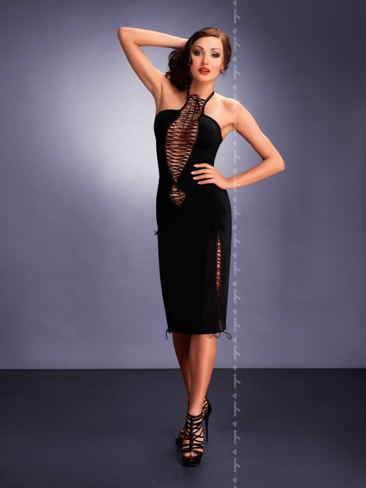 Me Seduce Maxima Dress Black