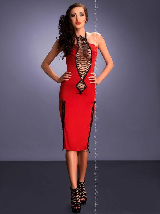 Me Seduce Maxima Dress Red