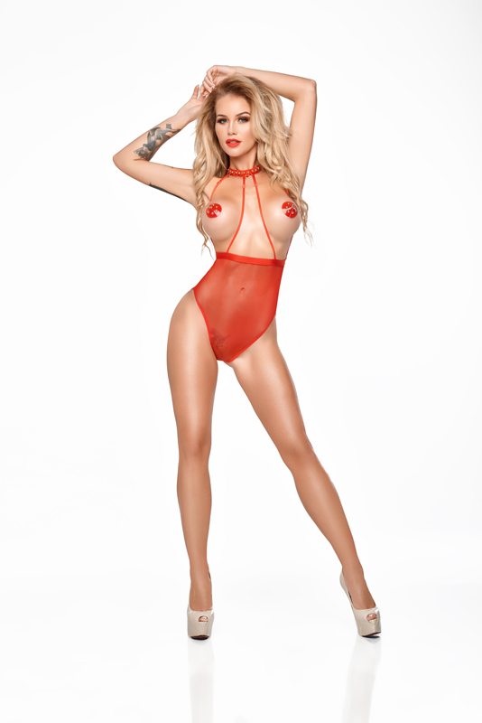 Me Seduce Lucy Body Red
