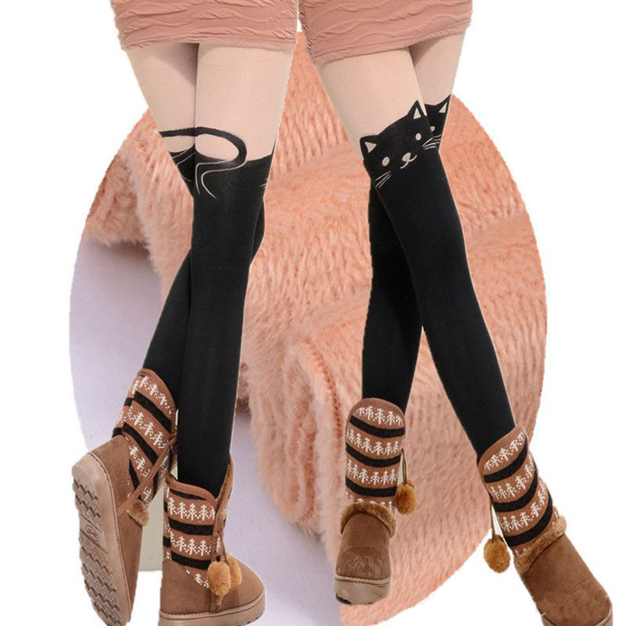 Cat Lining Leggings