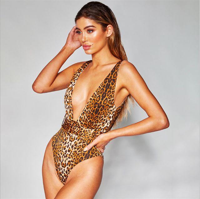Sexy Monokini Leo