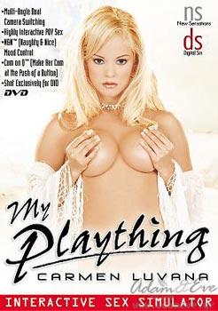 My Plaything: Carmen Luvana