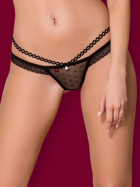 Obsessive 876-THO-1 thong black
