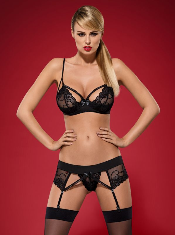 Obsessive Wonderia 3 pcs set black
