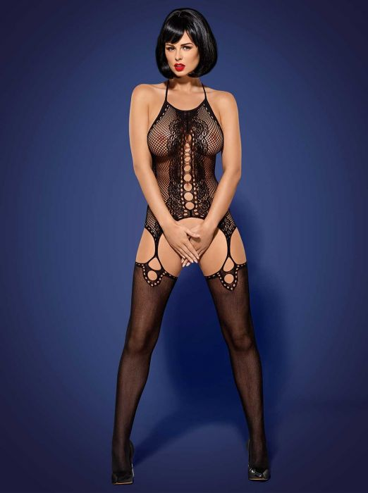 Obsessive Bodystocking F220 black