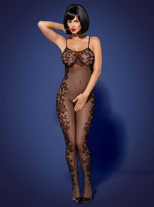 Obsessive Bodystocking F219 black
