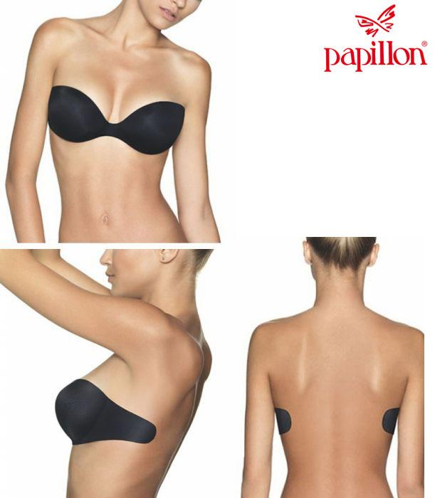 Papillon Push up Enigma - Seamless C-String Lace