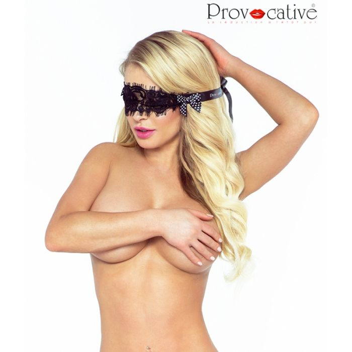 Provocative Mask Black