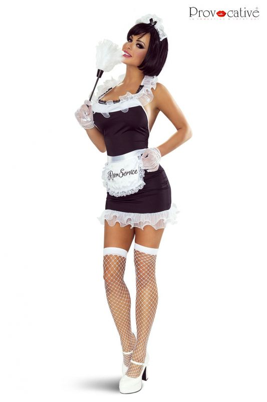 Provocative Dress Maid