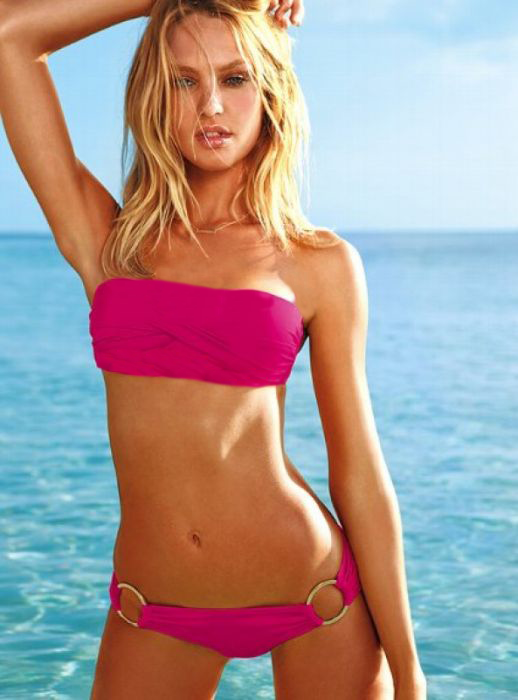 Wendy Sexy Bikini Rose