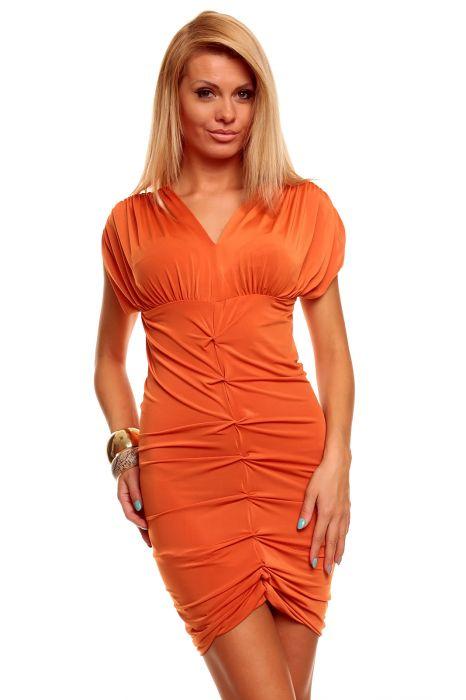 Sexy Clubwear Orange
