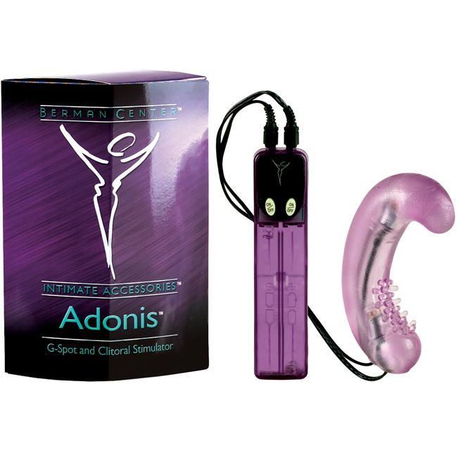 Berman Adonis G-Spot & Clitoral Stimulator