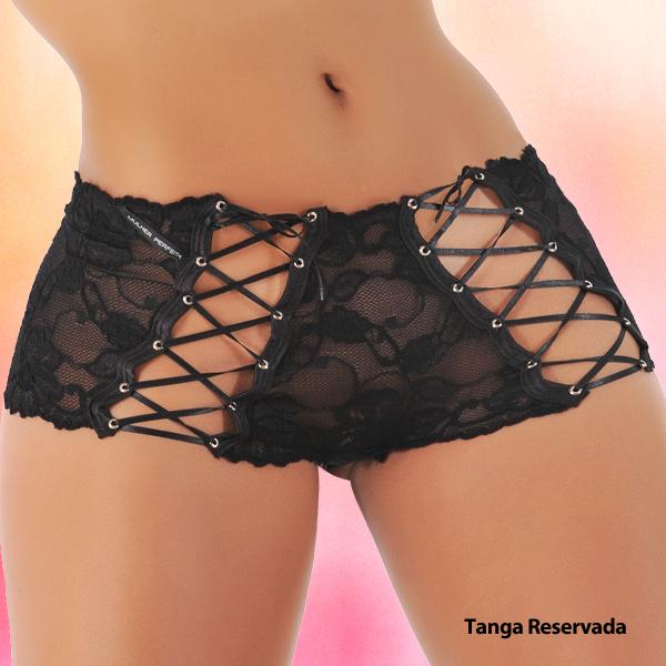 Sensualle Calcinha Reservada black
