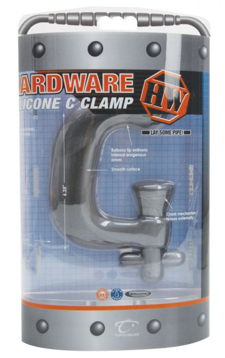 Hardware Silicone C Clamp