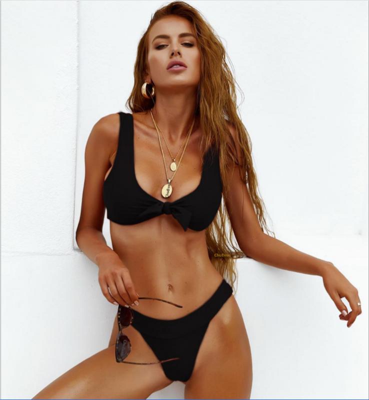 Sexy Bikini Black