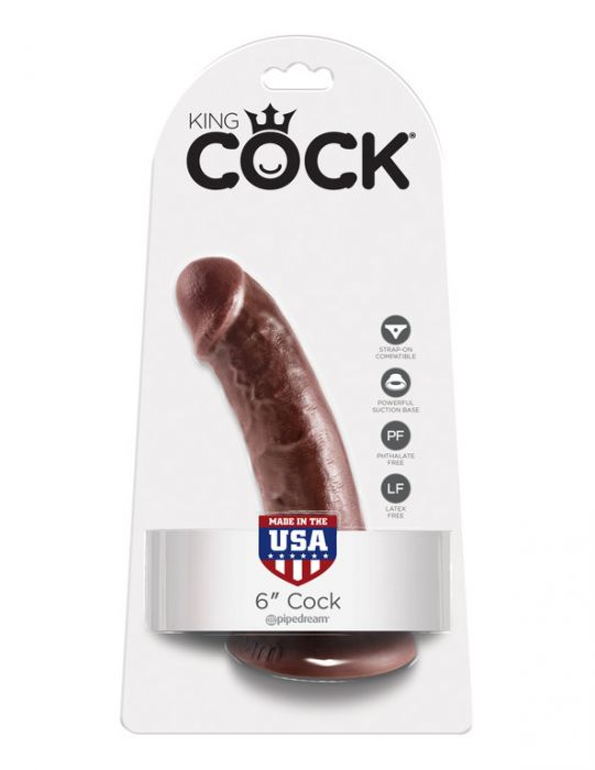King Cock 6 Brown