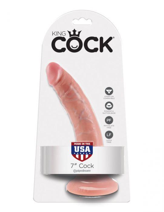 King Cock 7 Flesh