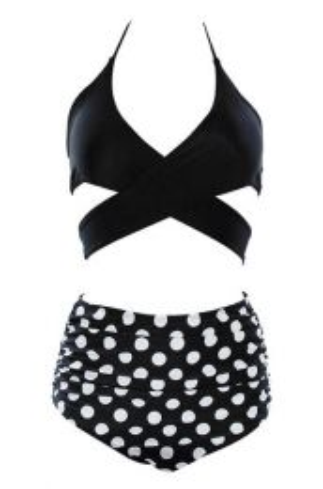 Retro Bikini Polka Dots