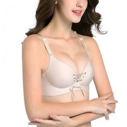 Push Up 6in1 Silicone Bra Nude