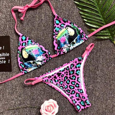 Brazilian Bikini Toucan