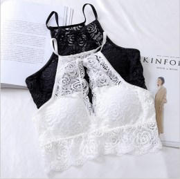 Lace Bralette White