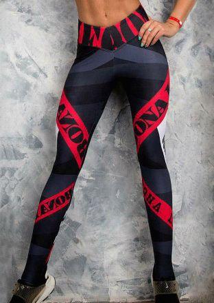 Bonna Ladies Leggings Black