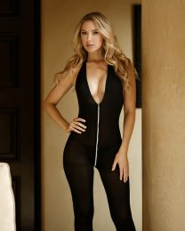 Bodysuit Overall Black