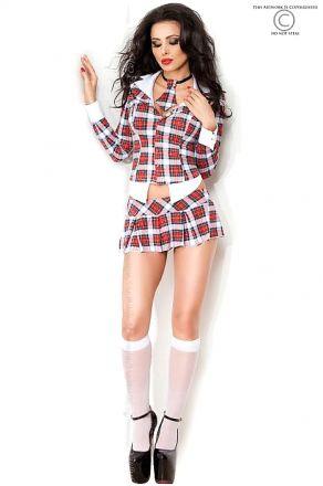 Chilirose Sexy Schoolgirl