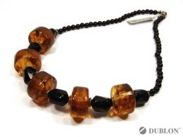 Dublon necklace
