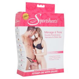 Sportsheets - Menage a Trois for Two