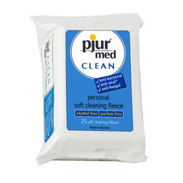 Pjur - Med Clean Fleece