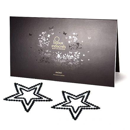 Bijoux Indiscrets - Mimi Star Silver