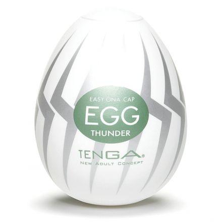 Tenga - Egg Thunder (6 Pieces)