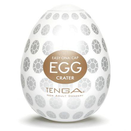 Tenga - Egg Crater (6 Pieces)