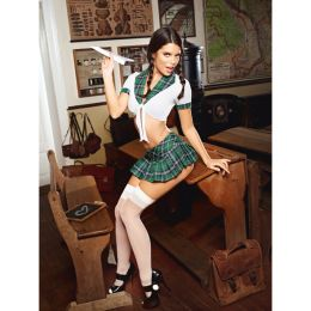 Baci - Boarding School Schoolgirl Set