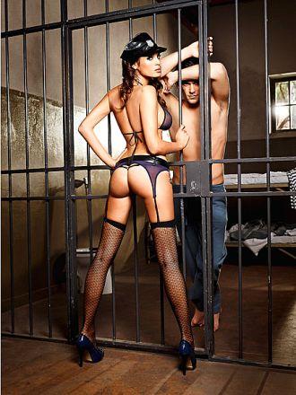 Baci - Night Patrol Police Officer Set One Size