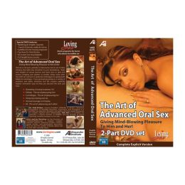 The Art of Advanced Oral Sex Educational DVD