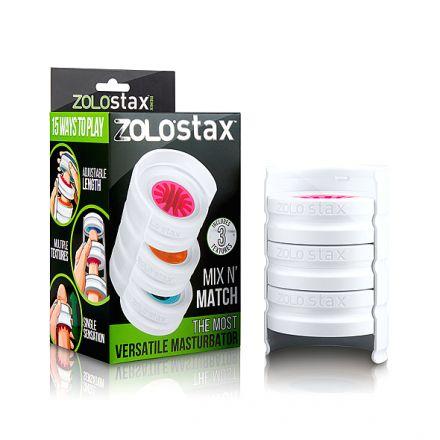 Zolo - Stax Mix N Match Masturbator