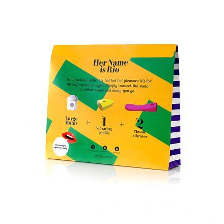 Ooh by Je Joue - Rio Pleasure Kit
