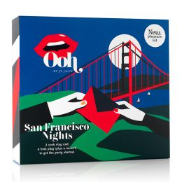 Ooh by Je Joue - San Francisco Mini Pleasure Kit