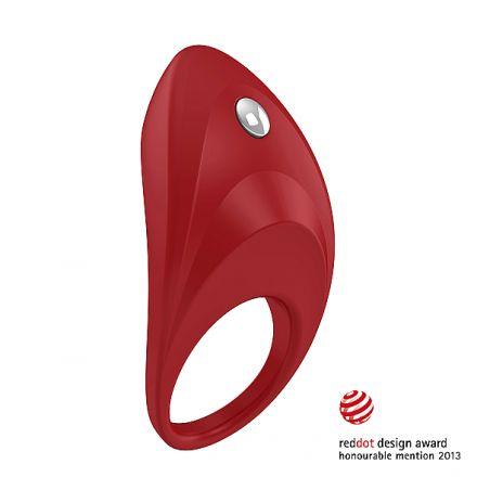 Ovo - B7 Vibrating Ring Red