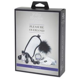 Fifty Shades of Grey - Pleasure Overload A Week of Play (7 piece kit)