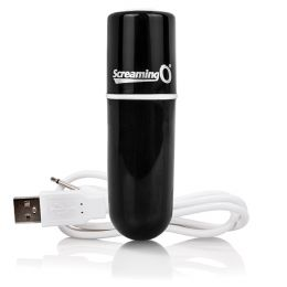 The Screaming O - Charged Vooom Bullet Vibe Black