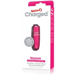 The Screaming O - Charged Vooom Bullet Vibe Pink