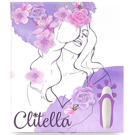 FeelzToys - Clitella Oral Clitoral Stimulator Purple
