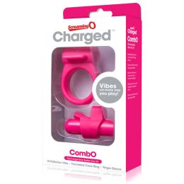 The Screaming O - Charged CombO Kit #1 Pink